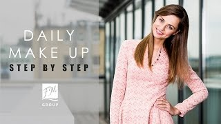 FM Cosmetics Daily Make Up Step by Step