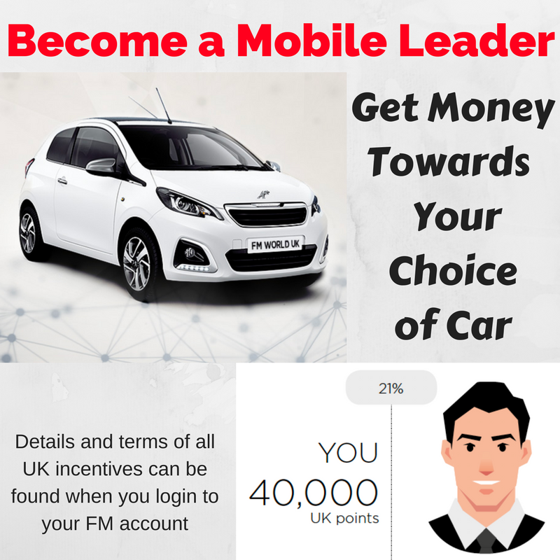 become a mobile leader