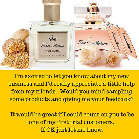 Im excited to let you know about my new business 3