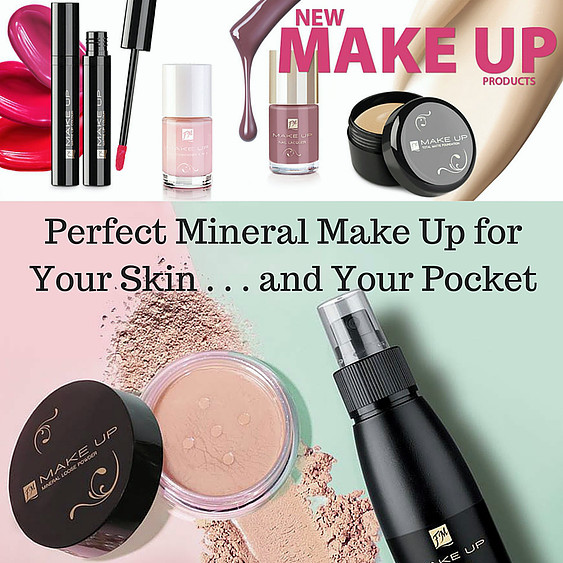 Perfect Mineral Make Up for Your Skin and Your Pocket 5