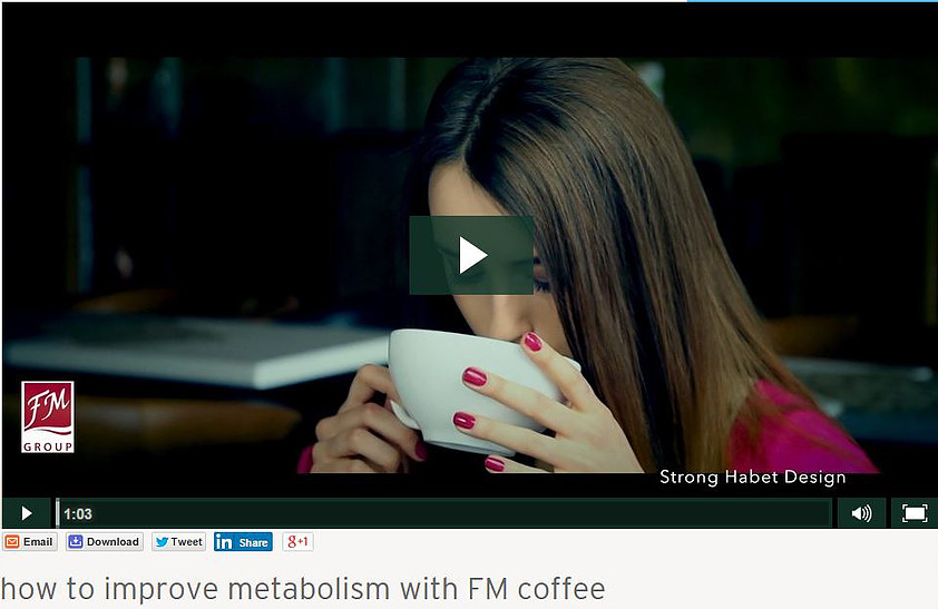 how to improve your metabolism with FM coffee