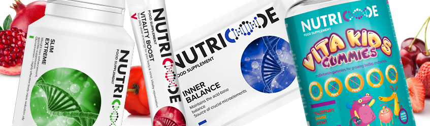 Nutricode Catalogue