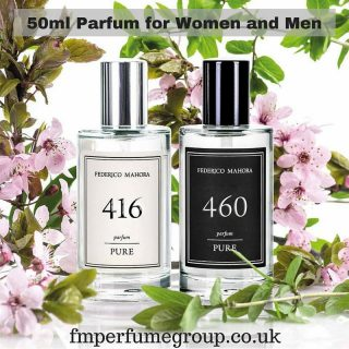 50ml perfume for men and women