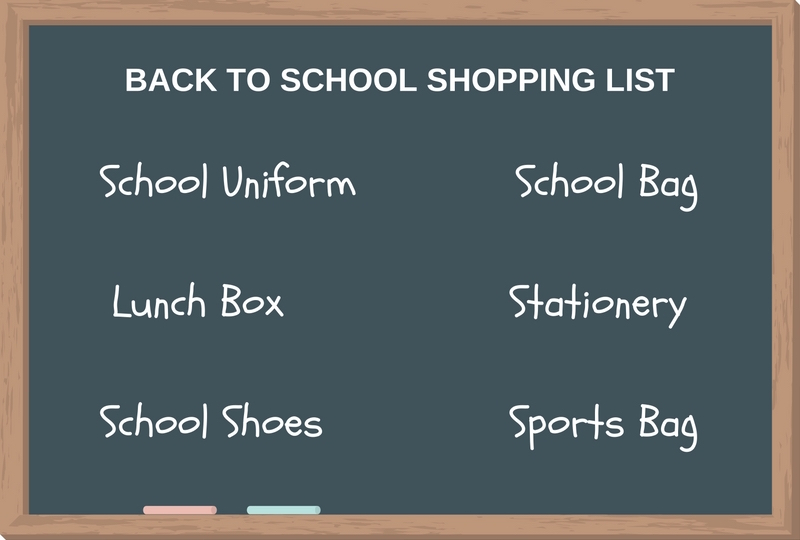 How to Make Money for Going Back to School Shopping