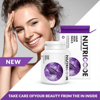 nutricode hair skin and nails