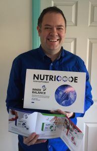 roy strong with nutricode inner balance box