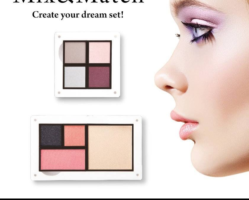 Mix and Match Your FM World Make Up