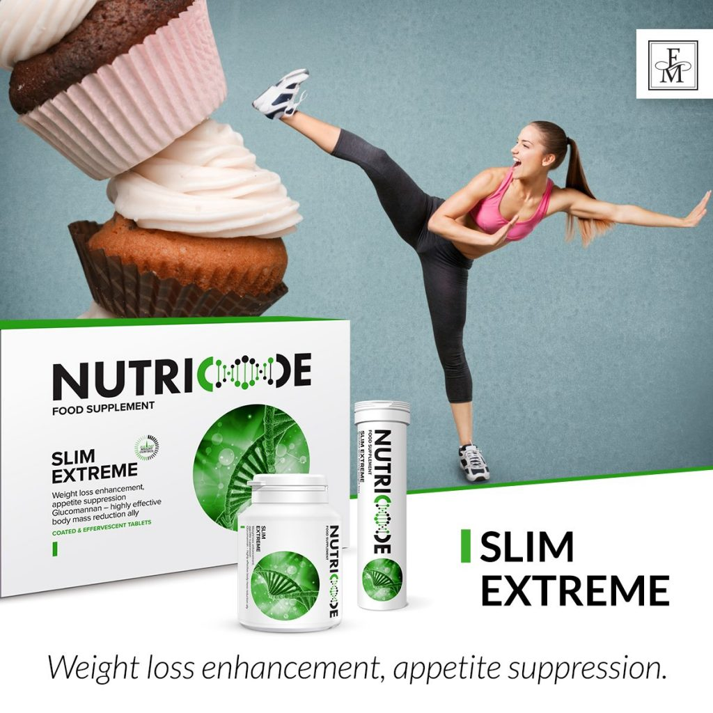 slim extreme helps fight cake cravings