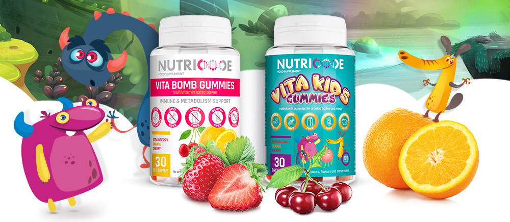 What are Nutricode Gummies?
