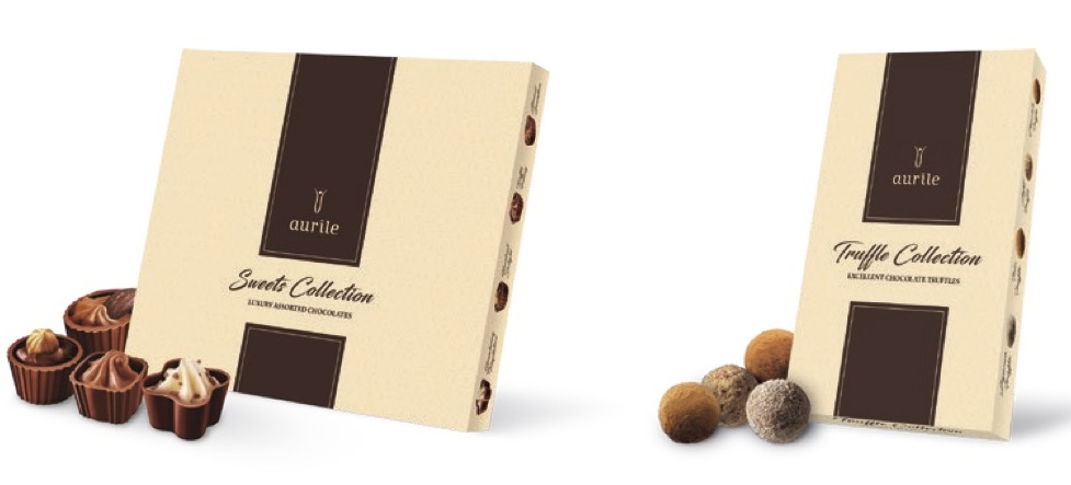 aurile chocolates and truffles