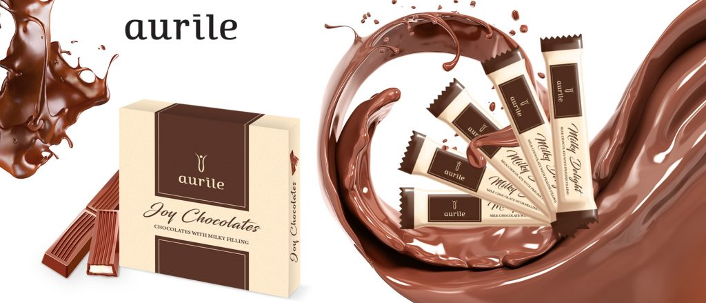 aurile joy chocolates