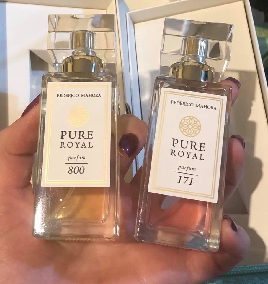 Fm Pure Royal Perfumes Are Here Fm Perfume Fm Cosmetics Fm World