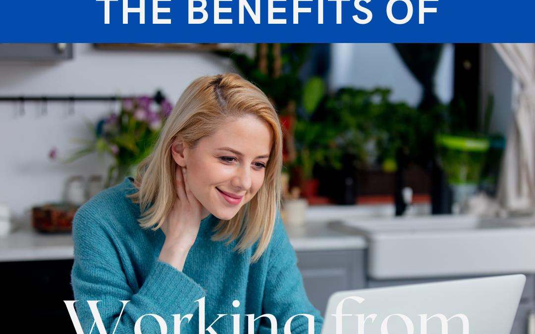 How Millions Are Benefitting from Working from Home