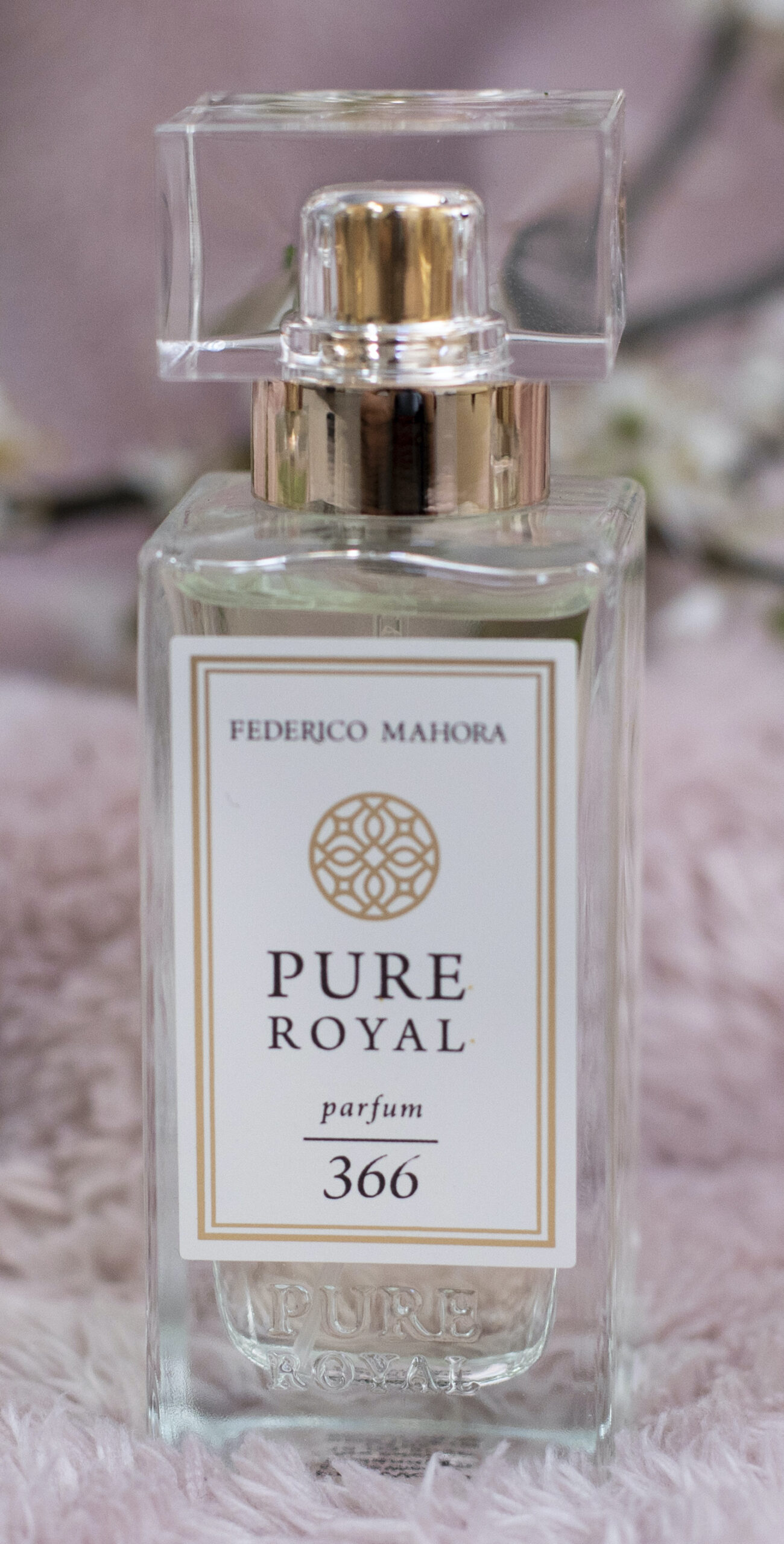 fm366 pure royal perfume for her